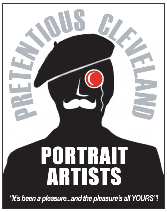 The Pretentious Cleveland Portrait Artists.