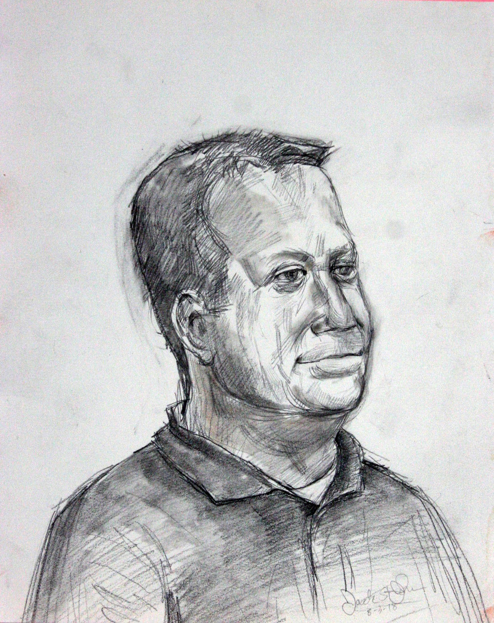 Jack St. John did this drawing.