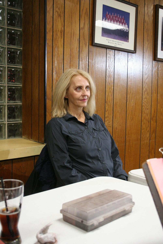 Joyce Volpe at Sachsenheim 11-23-18.JPG