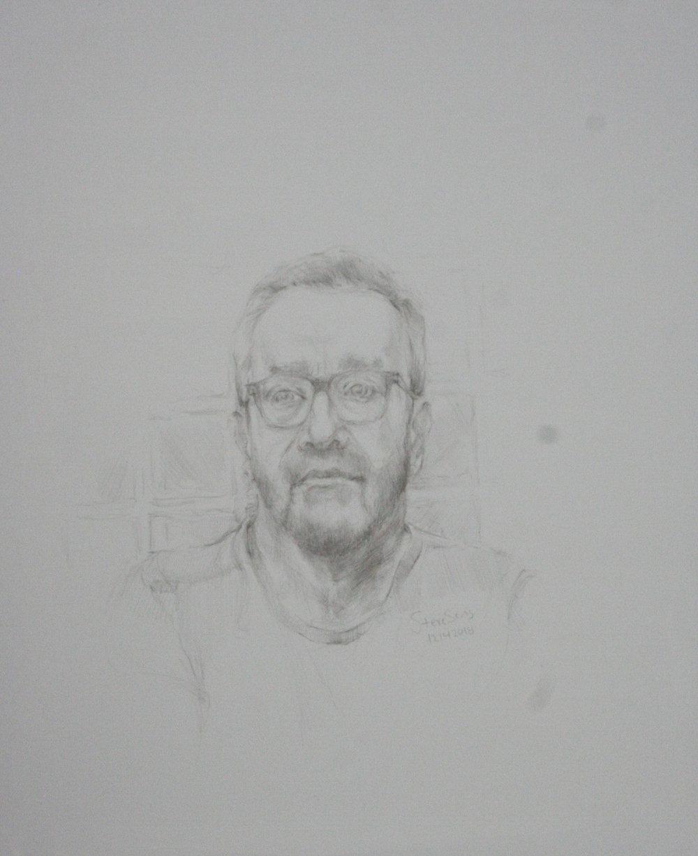 Steve Sens did this drawing.