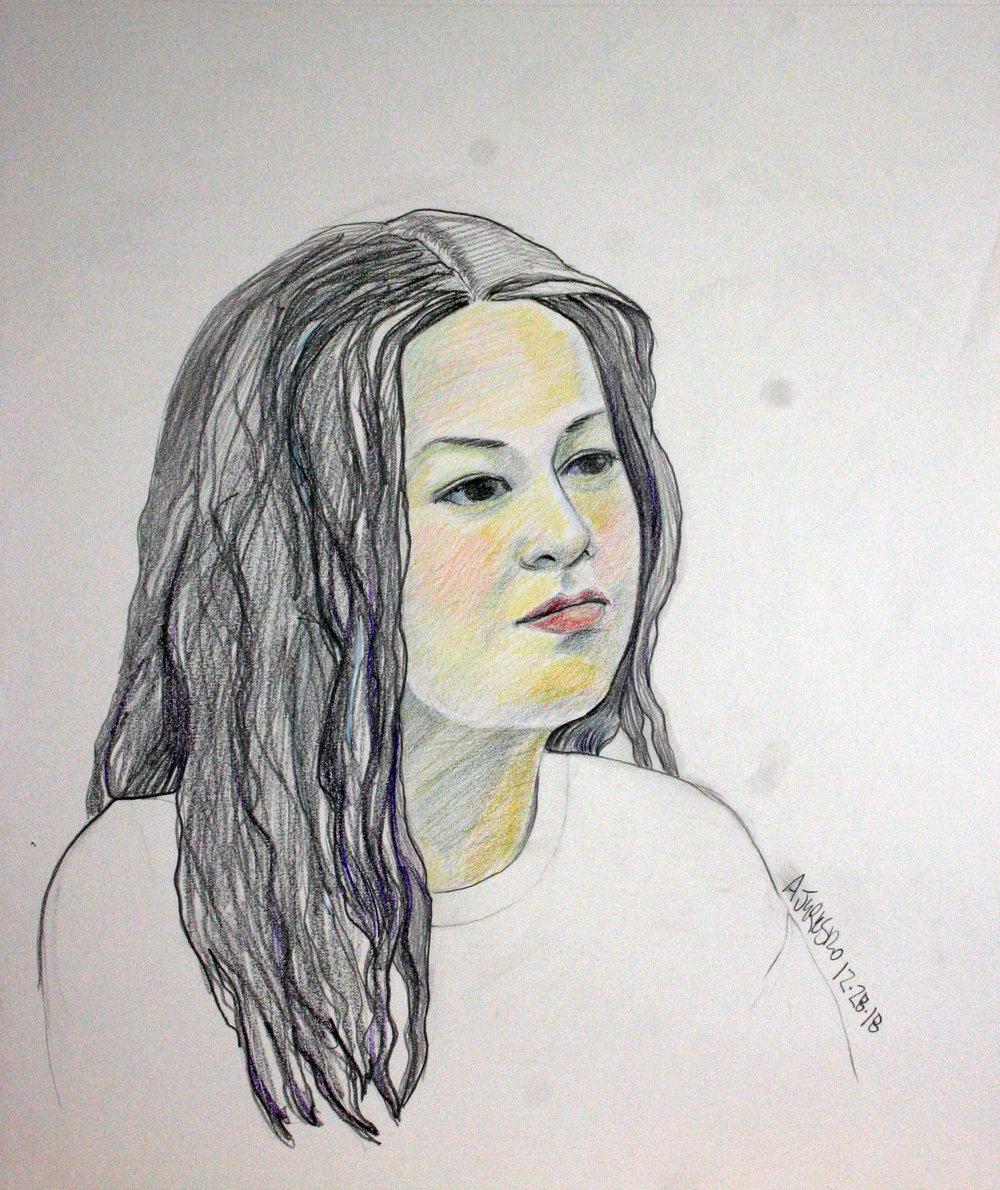 Alice Jeresko did this drawing.