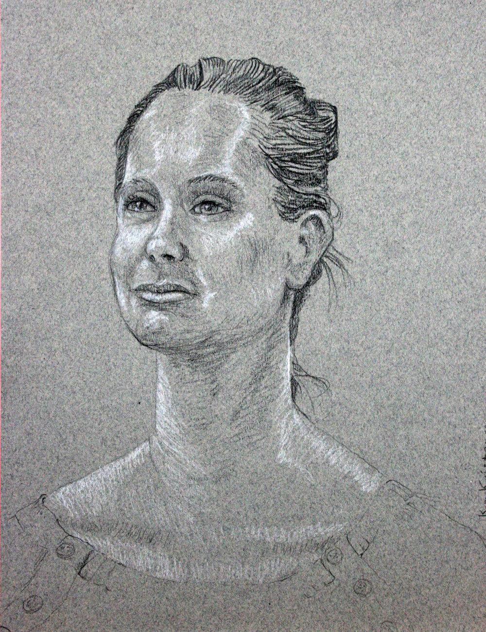 Kim Kristensen did this drawing .