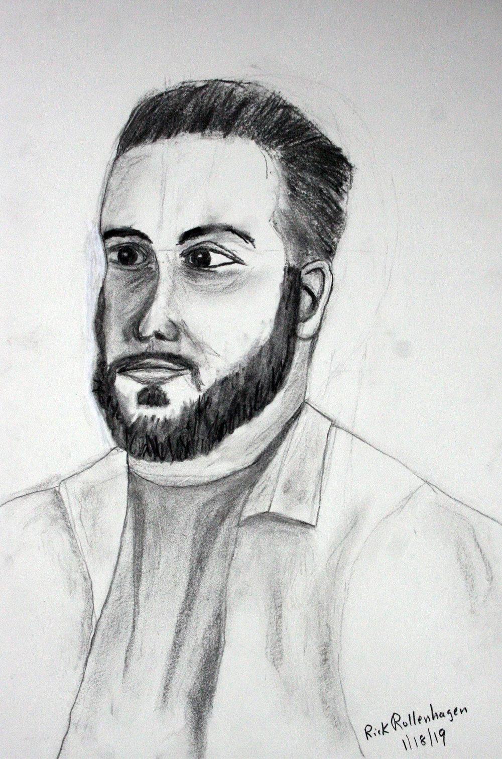 Rick Rollenhagen did this drawing.