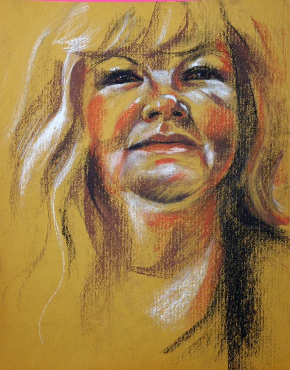 Sarah Curry did this drawing.