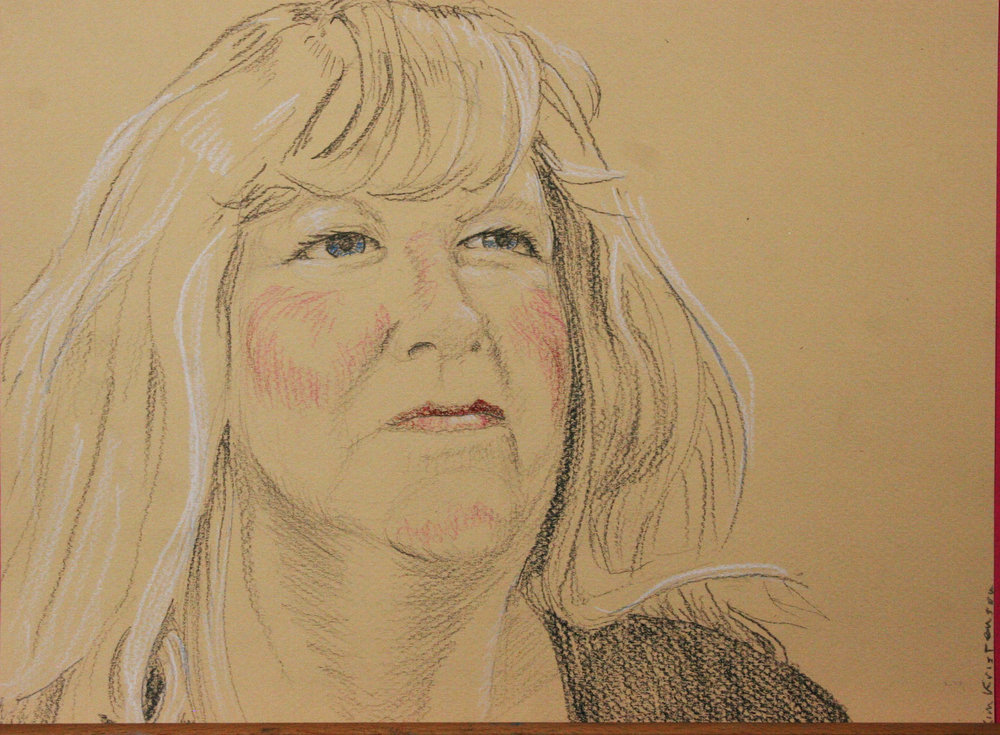 Kim Kristensen did this drawing.
