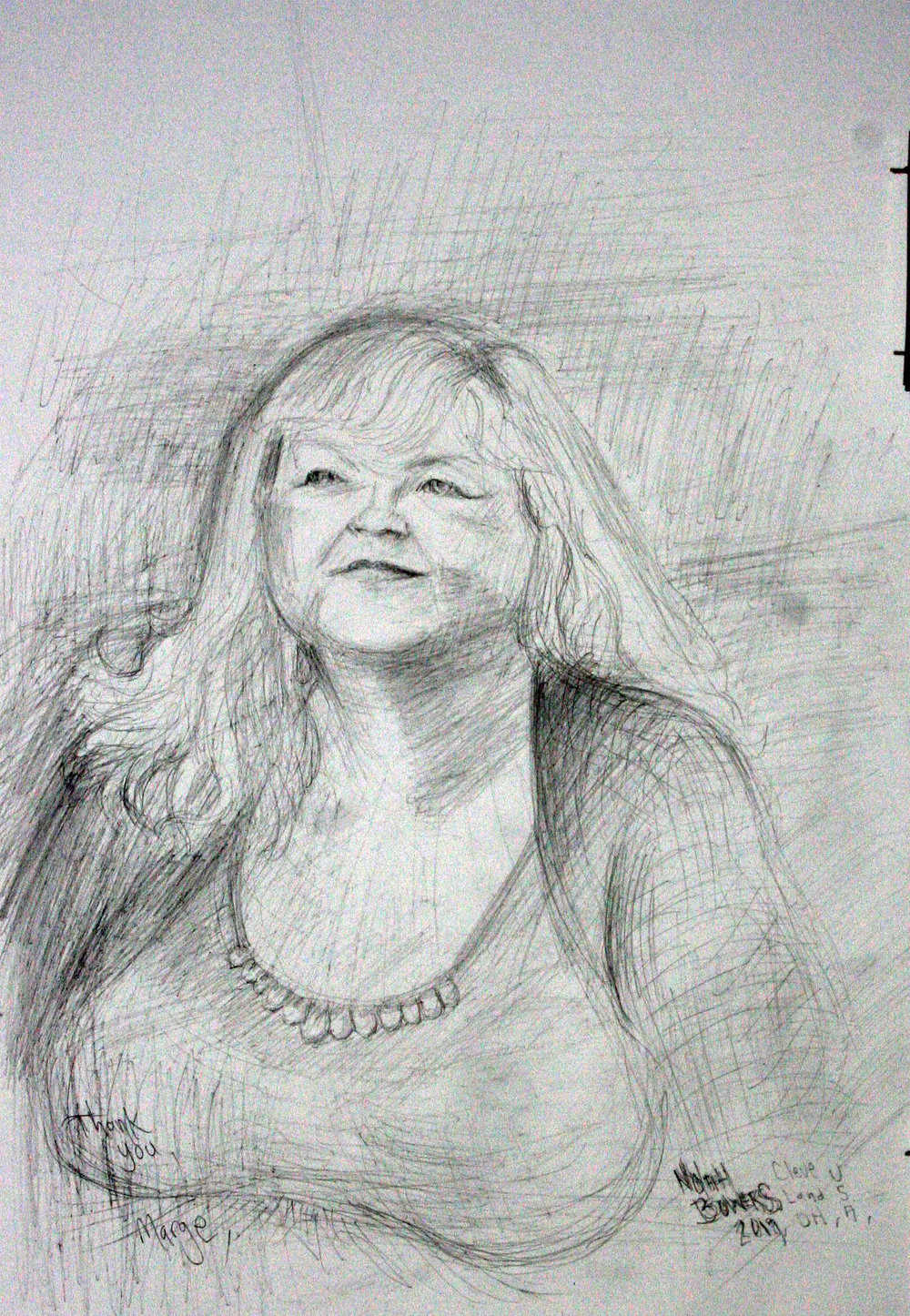 Noah Bowers did this drawing.