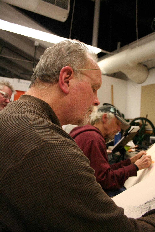 John Scavnicky. Photo by Brian Pierce.