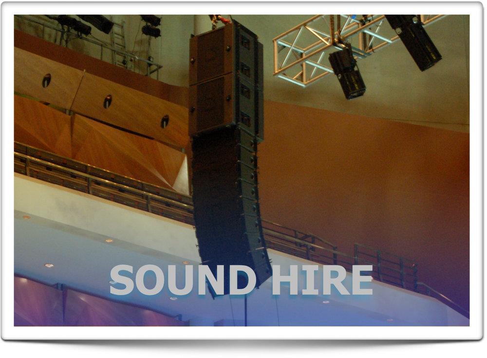 Sound Hire
