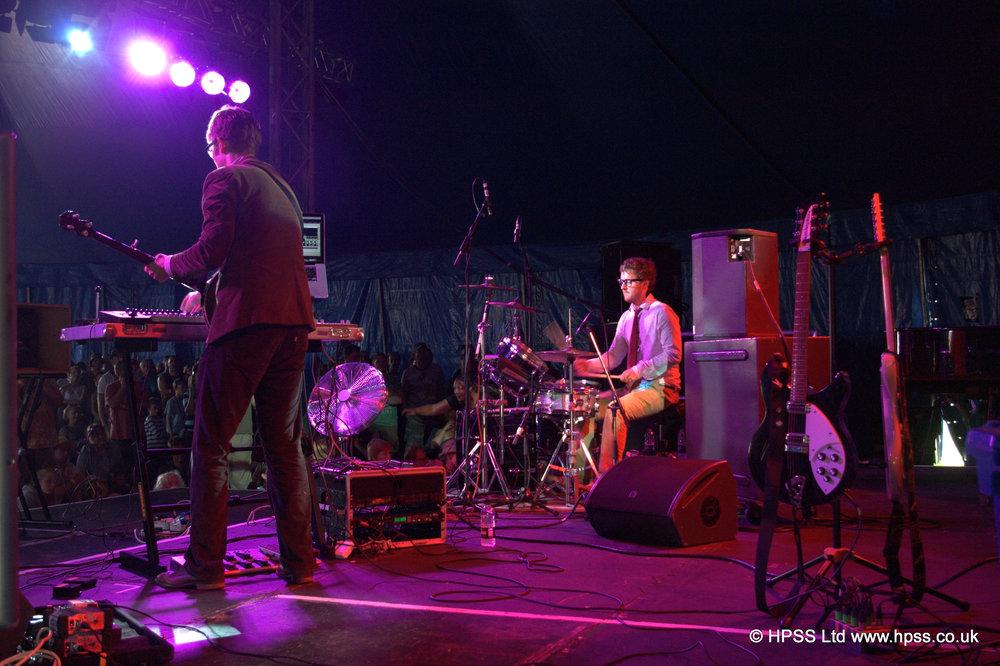 Festival monitors