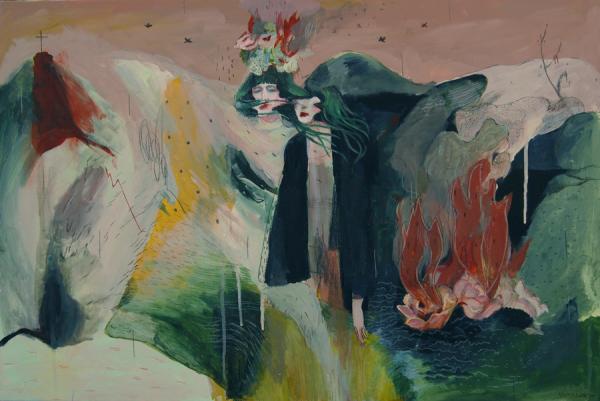 Alexandra Levasseur: Fire - (Helberger in Paradise)