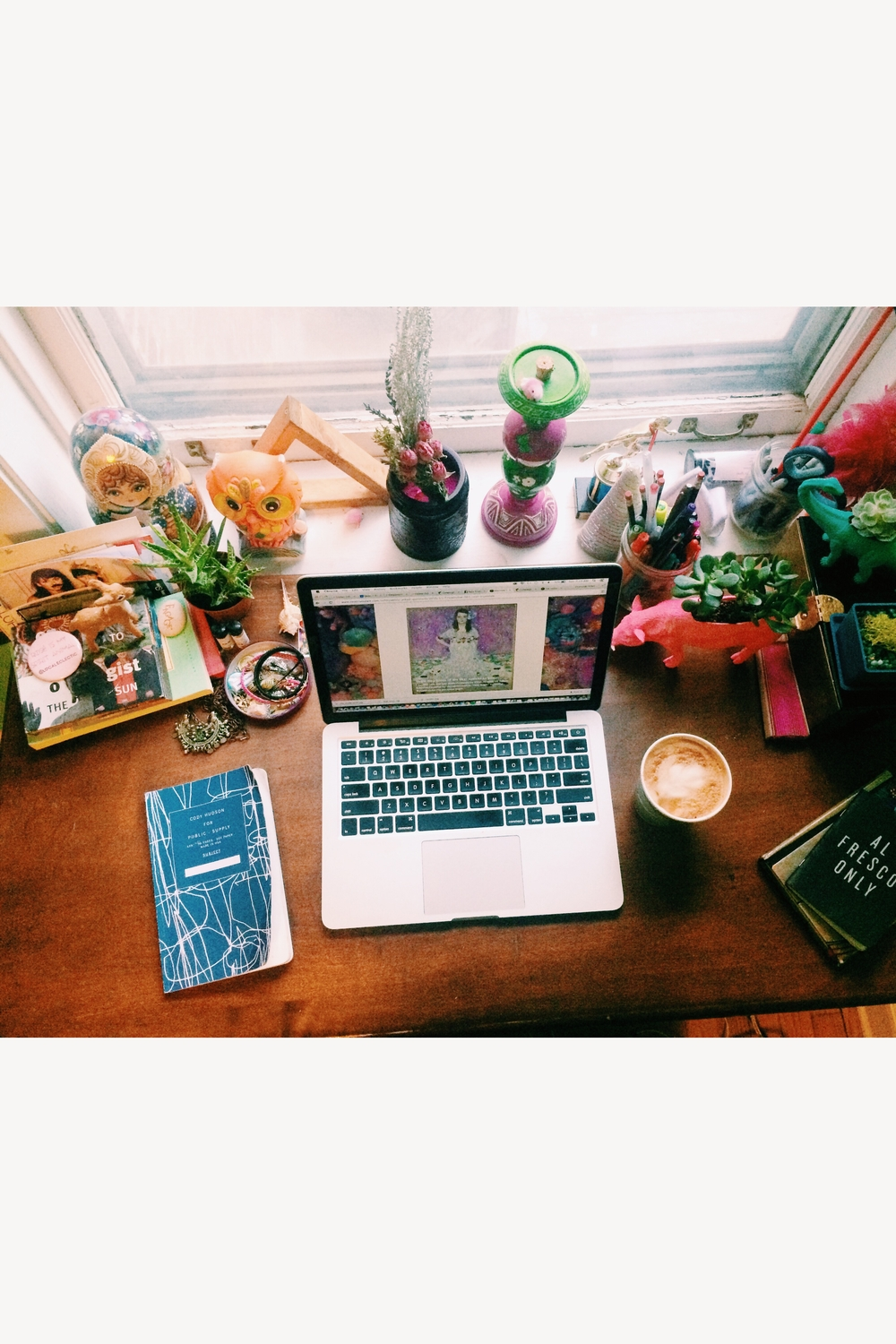 Show us a picture of your workspace