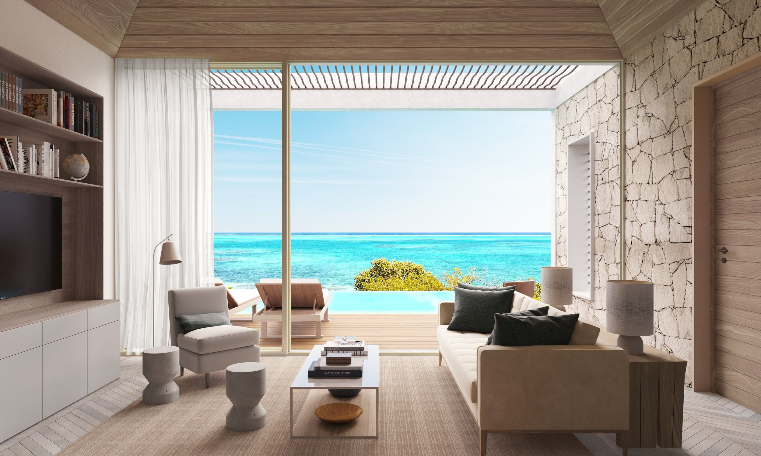 Caroline Bay, Rock House And Whitehall Interiors Predict House Beautifulu0027s  Top Décor Trends For 2018 U2014 Quinn