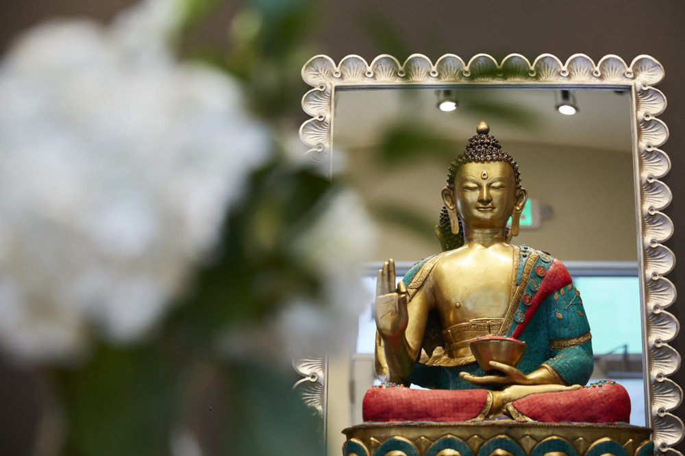 A teaching Buddha. Bring it on.