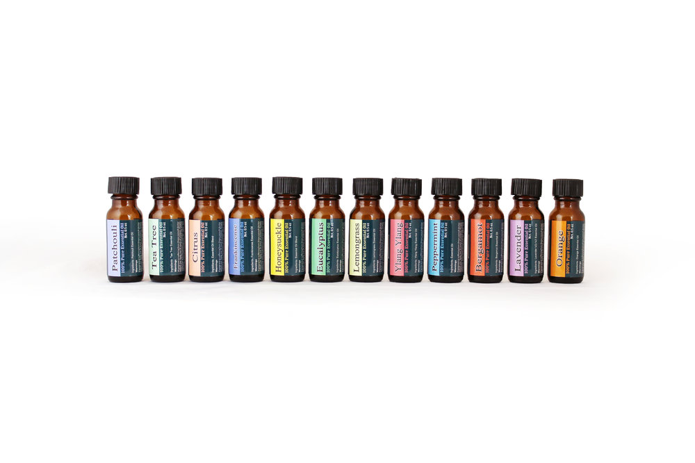 Essential Oil - Essential oils are well-known for their powerful properties. Explore the nature's scents.