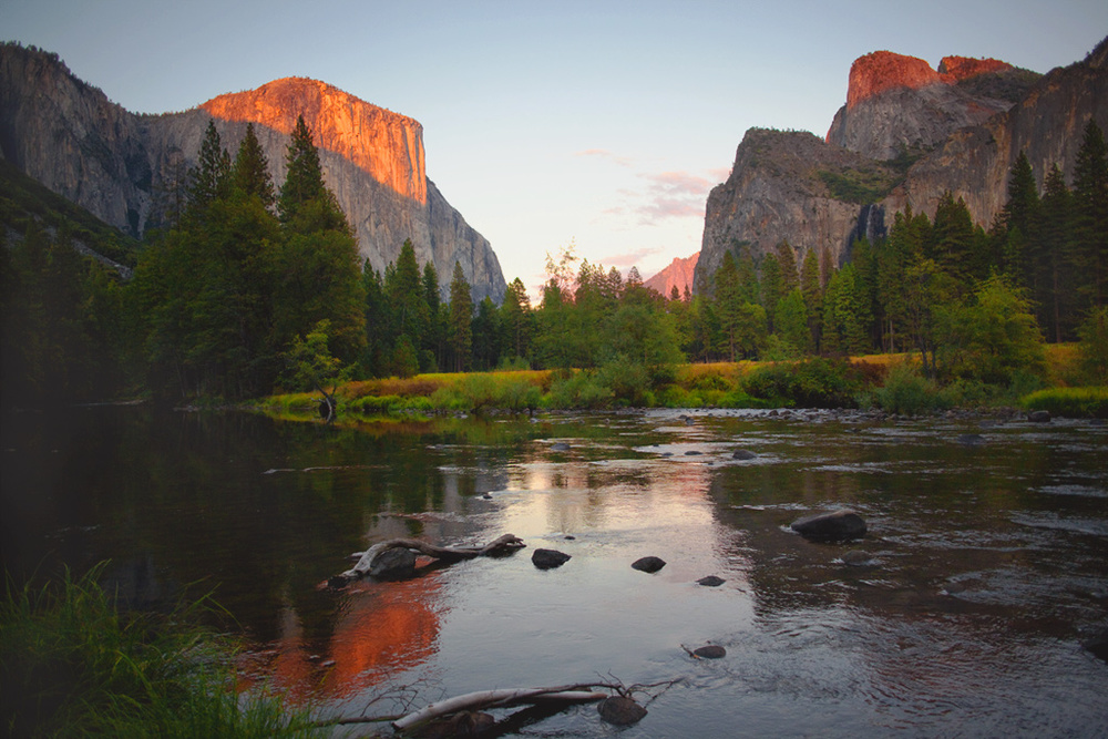 El Capitain, Yosemite National Park, California