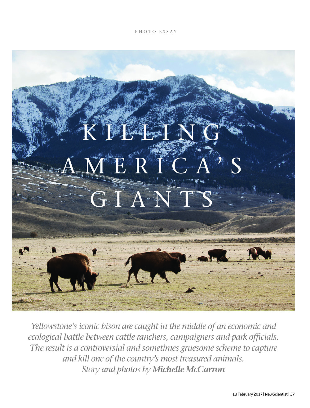 Killing America's Giants