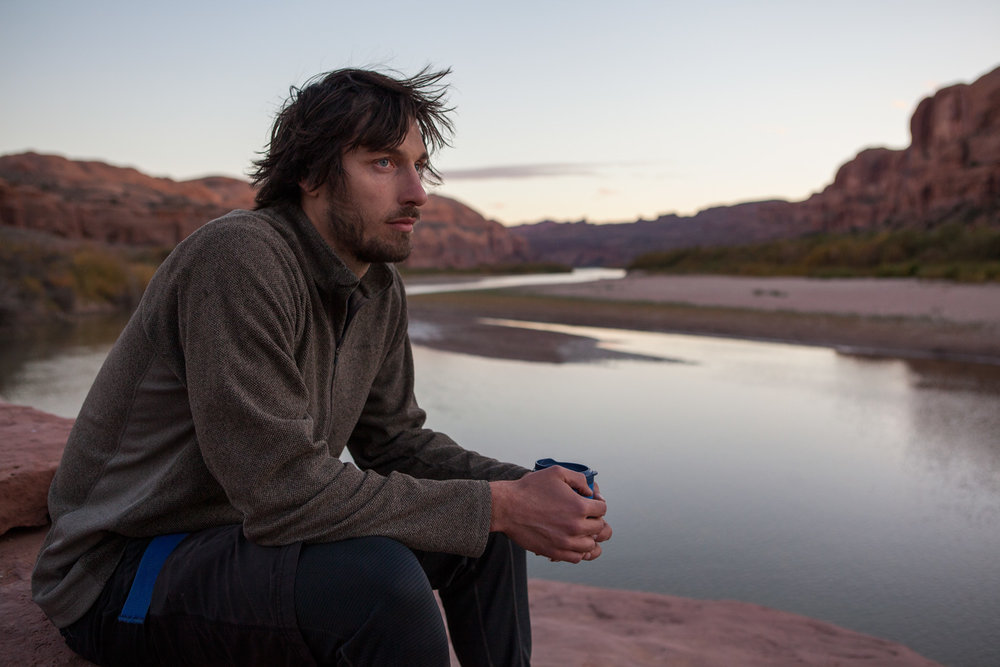 Writer and lawyer Will Falk, one of the plaintiffs on a first for the nation lawsuit that was brought by activist group Deep Green Resistance against the state of Colorado in 2017 seeking personhood rights for the Colorado river. In his own words:  https://catalystmagazine.net/rights-nature-movement/