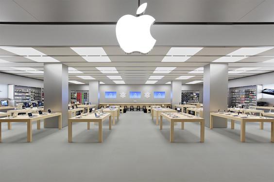 Takto krásne vyzerajú nové Apple obchody hotové