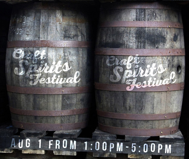 Boulder County Fair Craft Spirits Festival