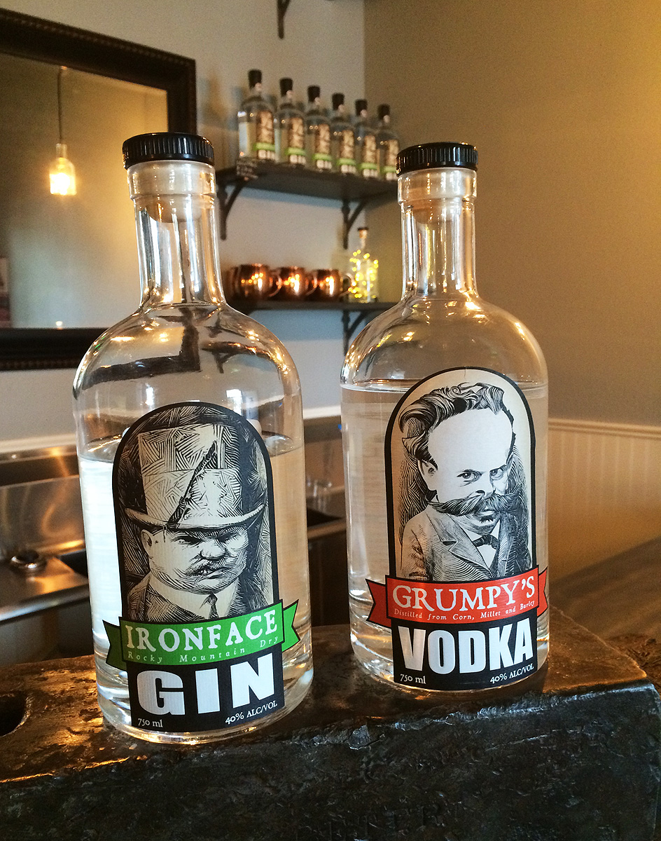 Ironface Gin added to the Anvil Distillery lineup