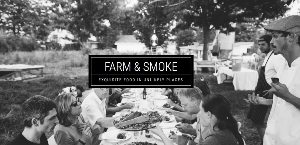 Farm  & Smoke Food Truck is coming to Anvil on Saturday 4/29, 4-8pm! The Wallace Brothers of Farm & Smoke work with local farmers in the Boulder County area to create quality, savory and modern organic cuisine.  View their menu on their website & visit Anvil's Tasting Room on Saturday for quality food and craft cocktails.  #anvildistillery #farmandsmoke