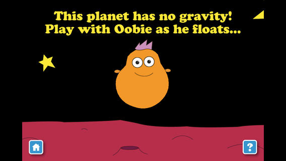 Oobie's Space Adventure Screen Shot 2.jpg