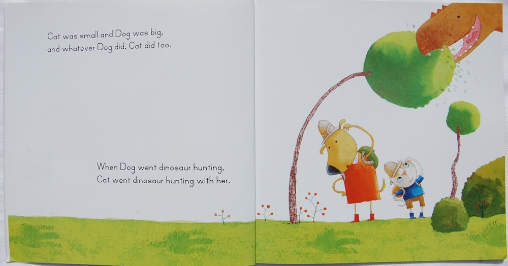 Source: http://picturebooksinelt.blogspot.com/2012/04/copy-cat.html