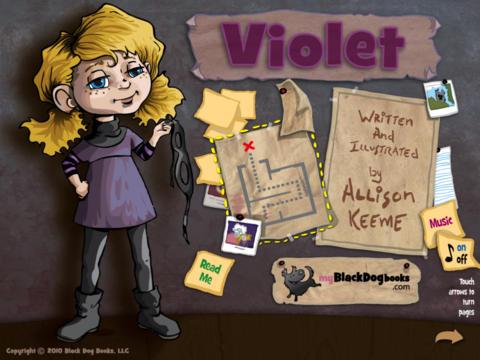 Violet Interactive Children's Storybook Screen Shot 1.jpeg