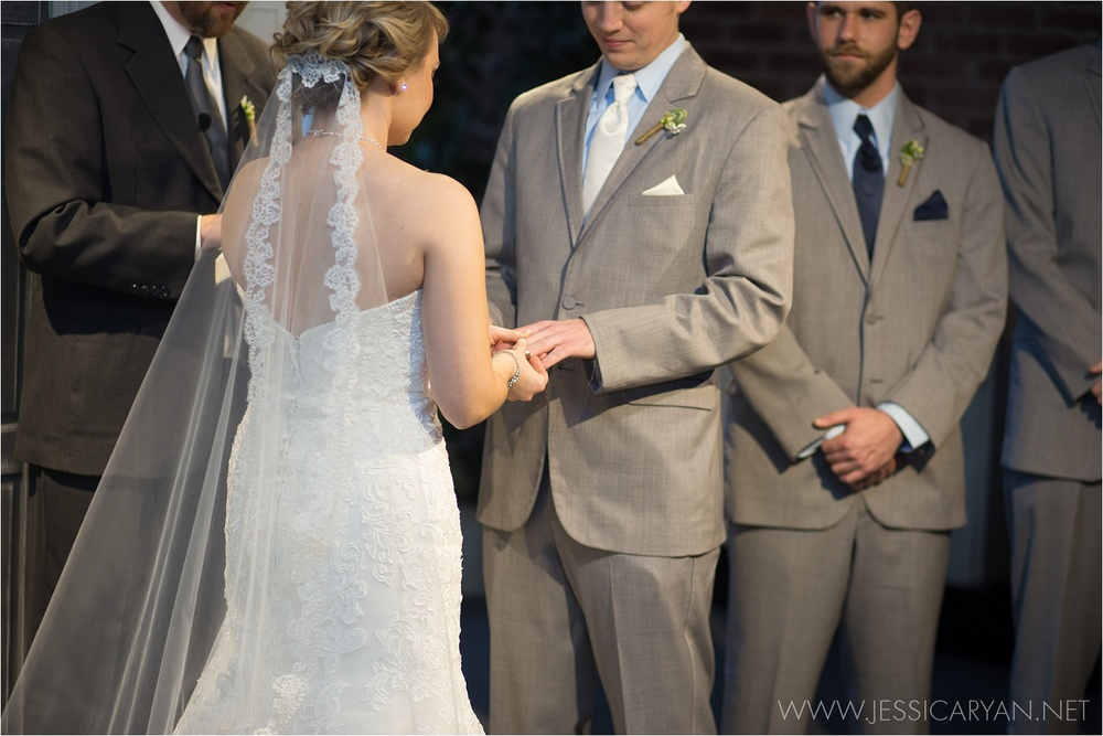 kentucky science center wedding ceremony