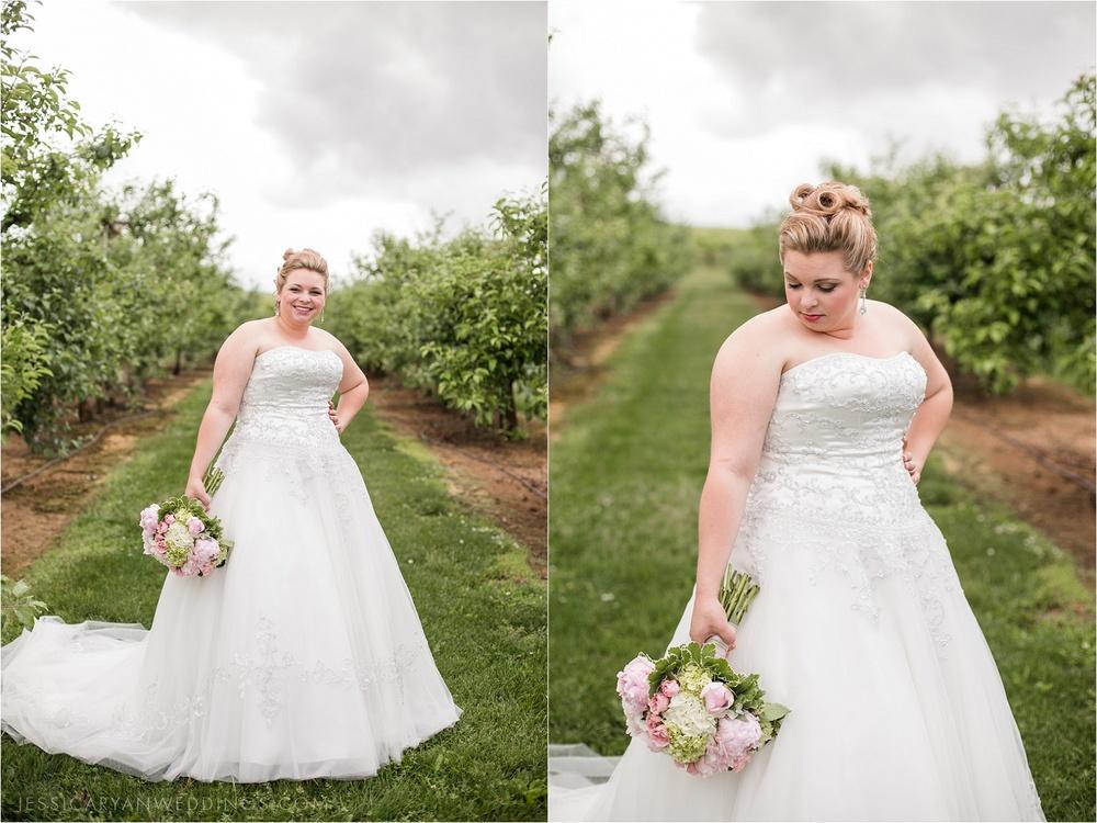 Huber's Winery wedding