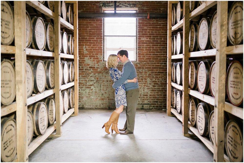 Leah & Reese |  Kentucky Peerless Distillery