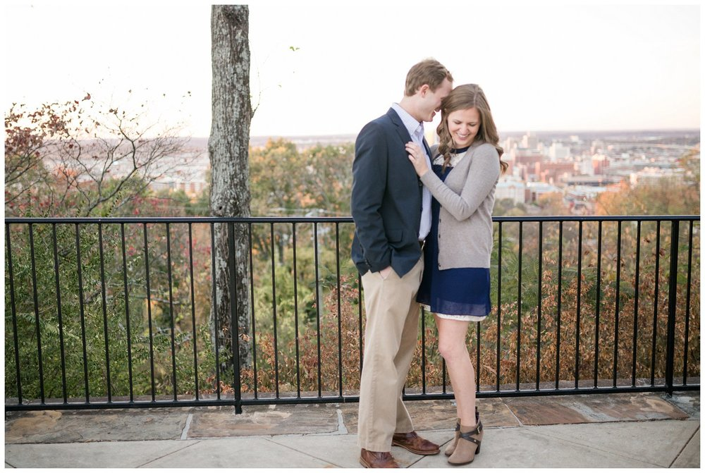 Kate & Fletcher Engagement Session Birmingham, AL
