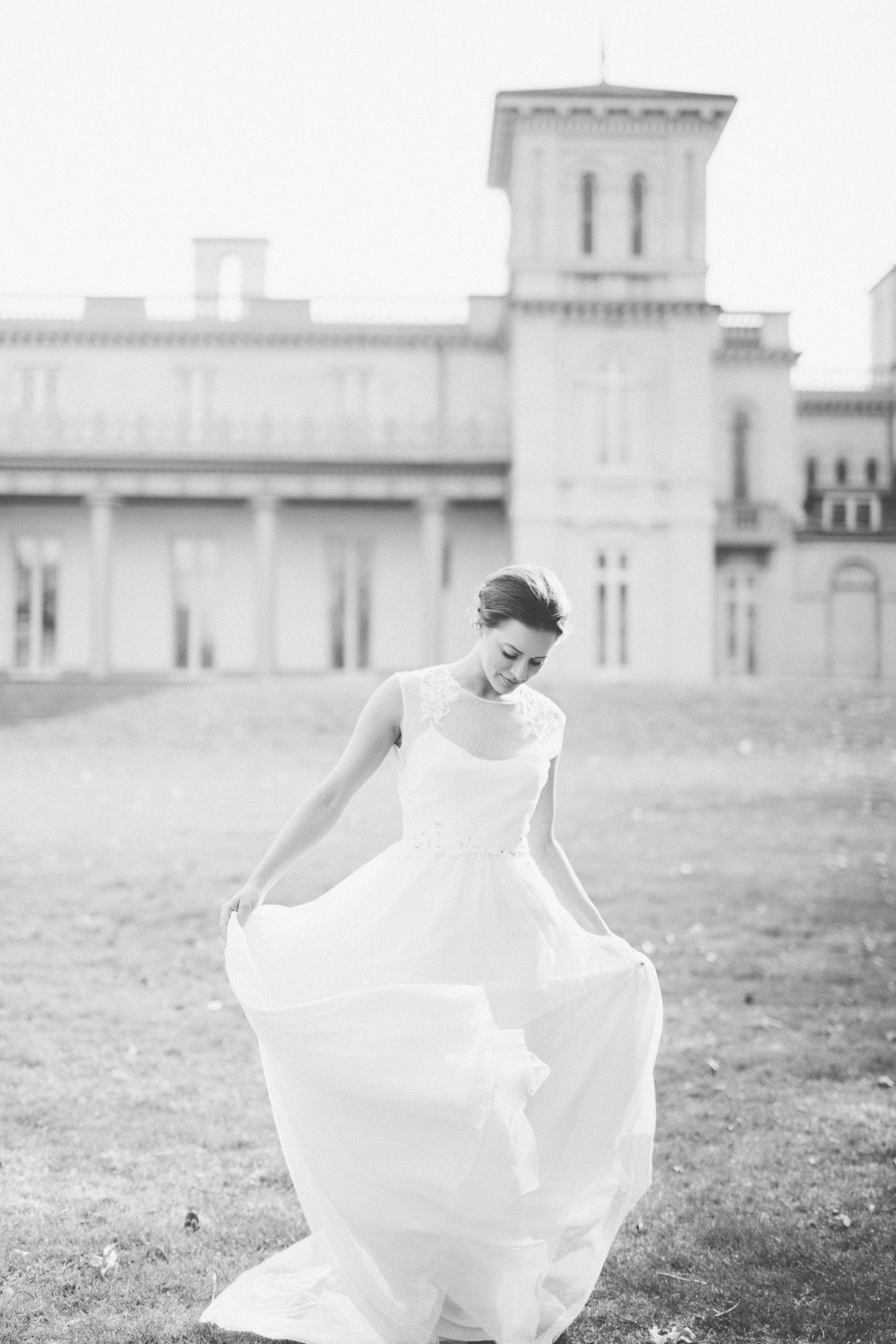 dundurn castle wedding photography