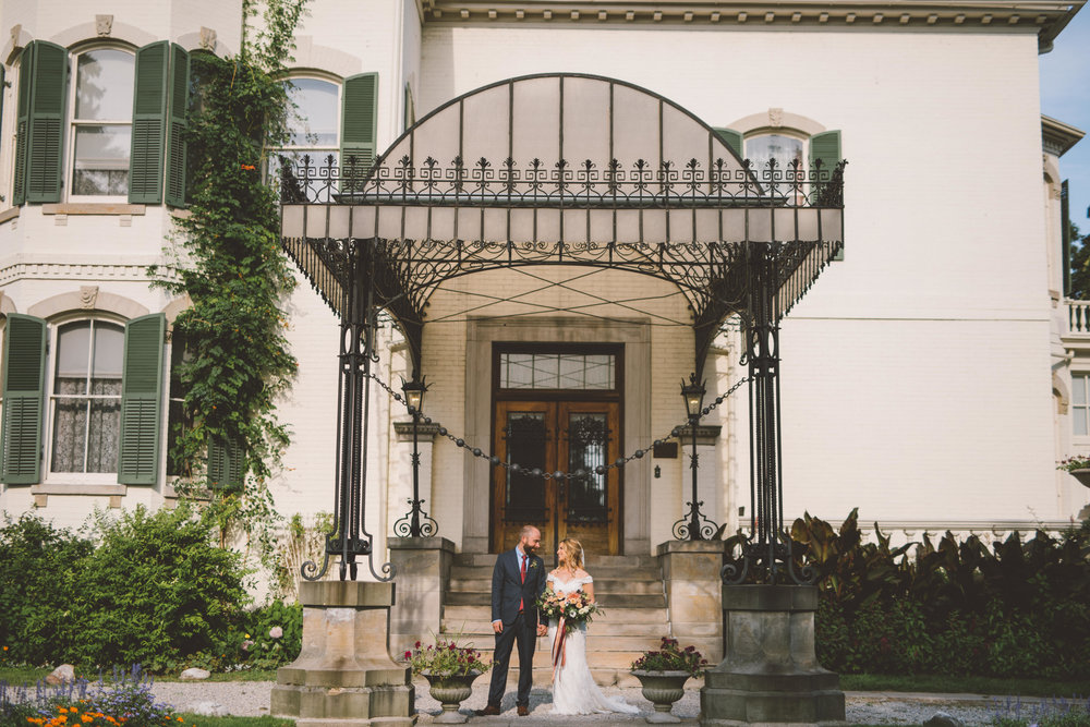 spadina house museum wedding