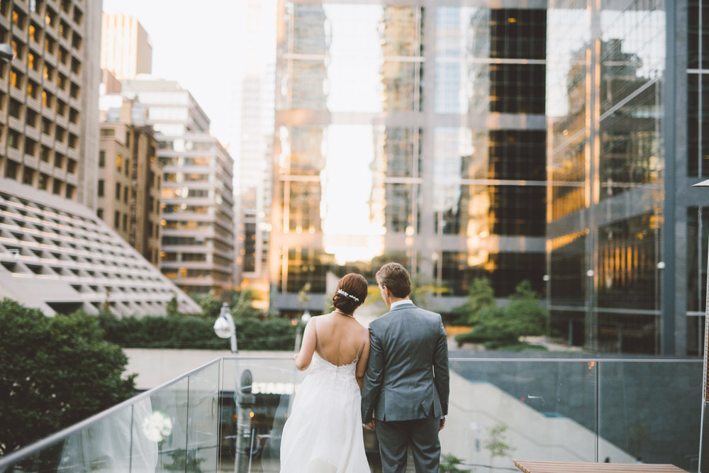 shangri la toronto wedding photos