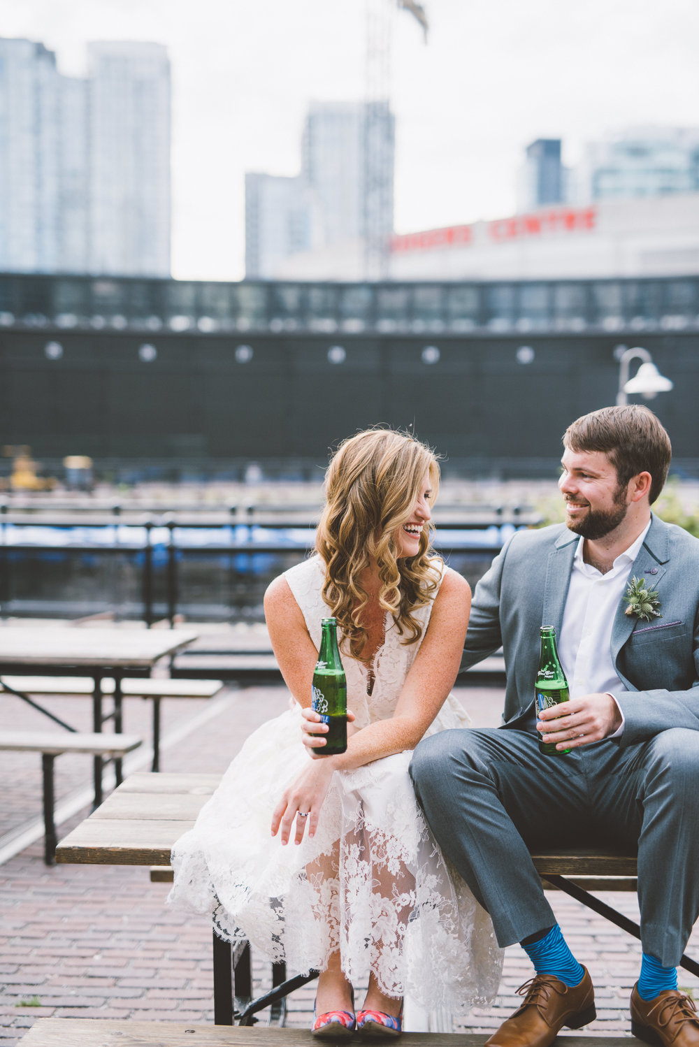 steamwhistle wedding photos