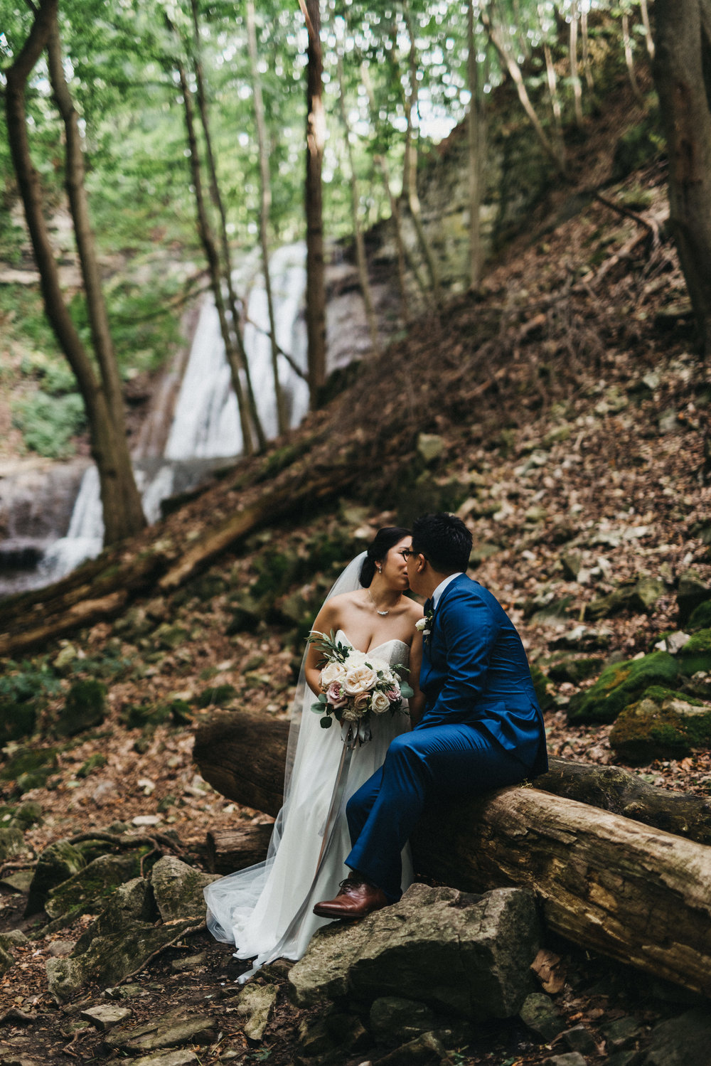 Ancaster Mill Wedding Pictures