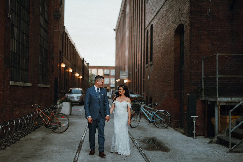 Caffino Wedding Toronto