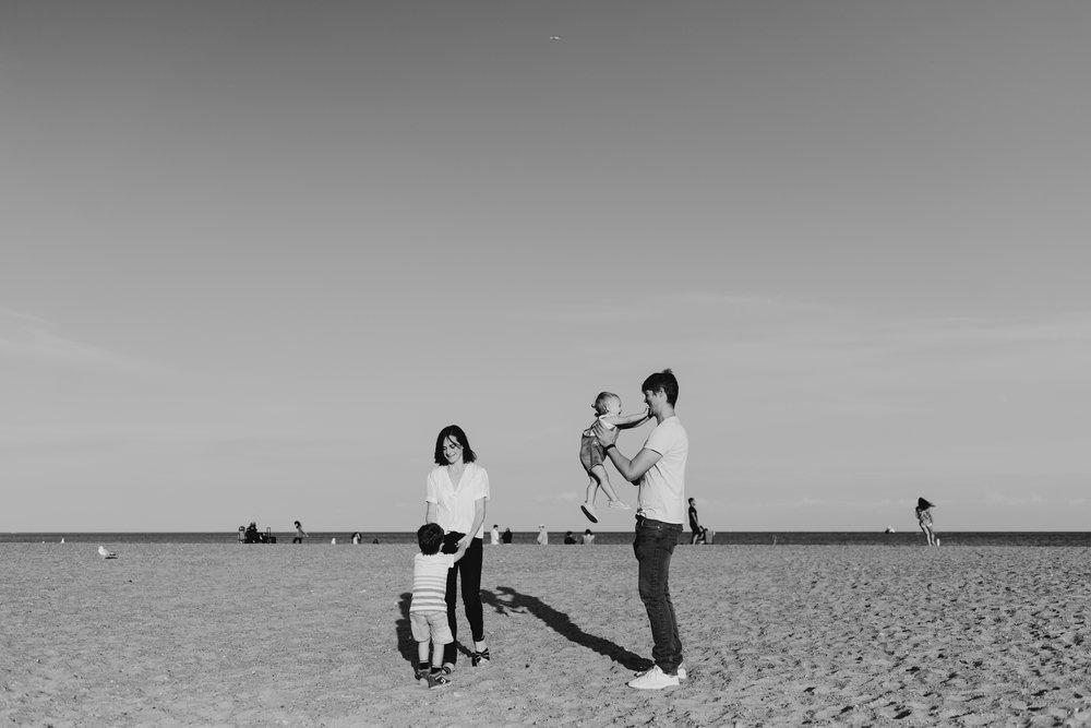 Toronto family session