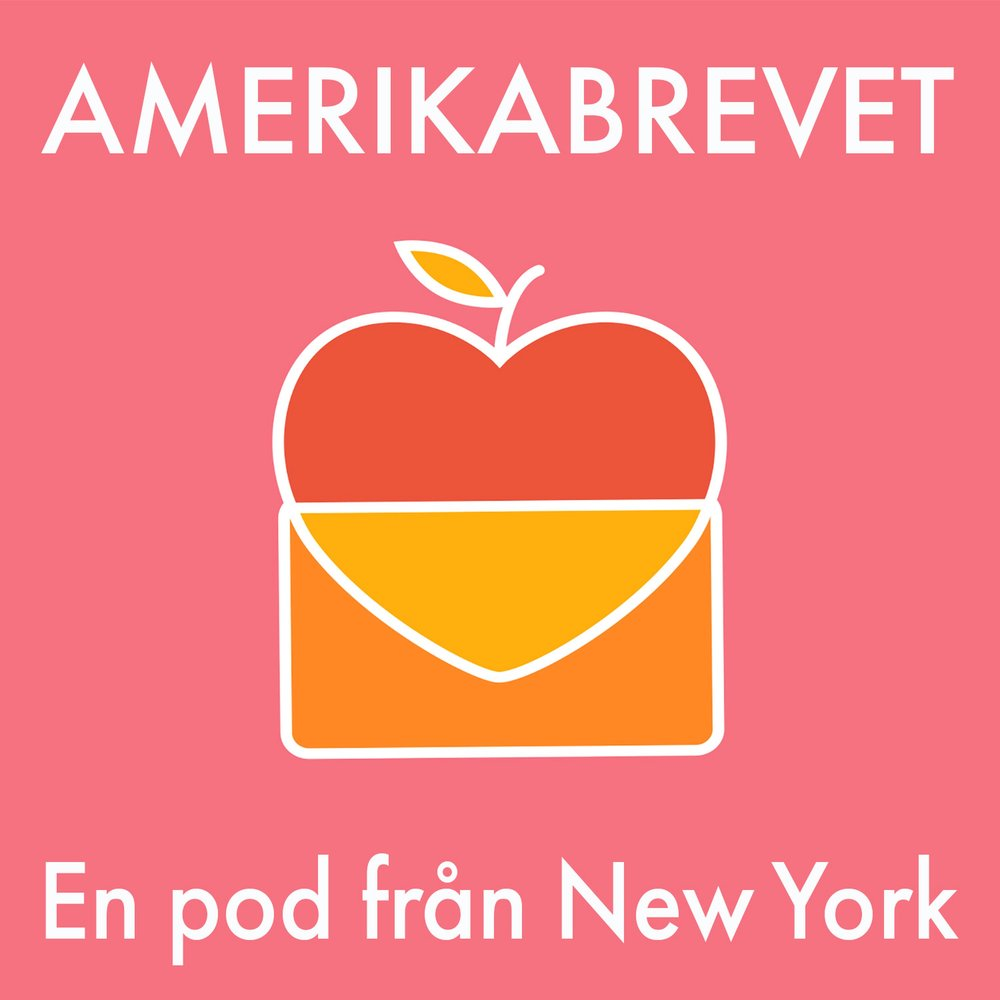 Get your Swedish on - Linnea speaks about acting, gender equality and her famous hustling techniques at the Swedish podcast 'Amerikabrevet'.