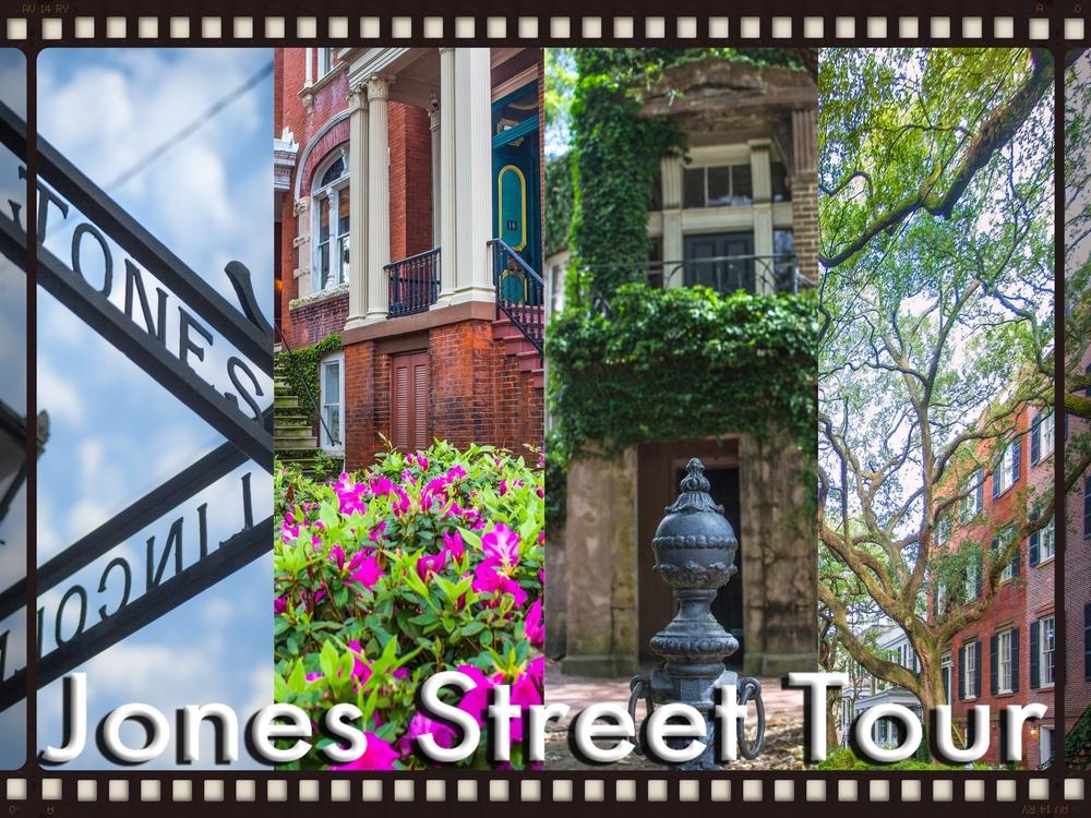 Jones Street Tour