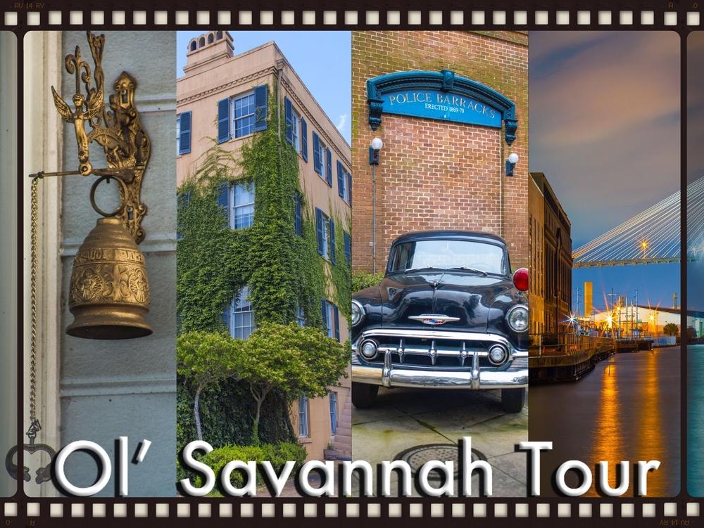 'Ol Savannah Tour