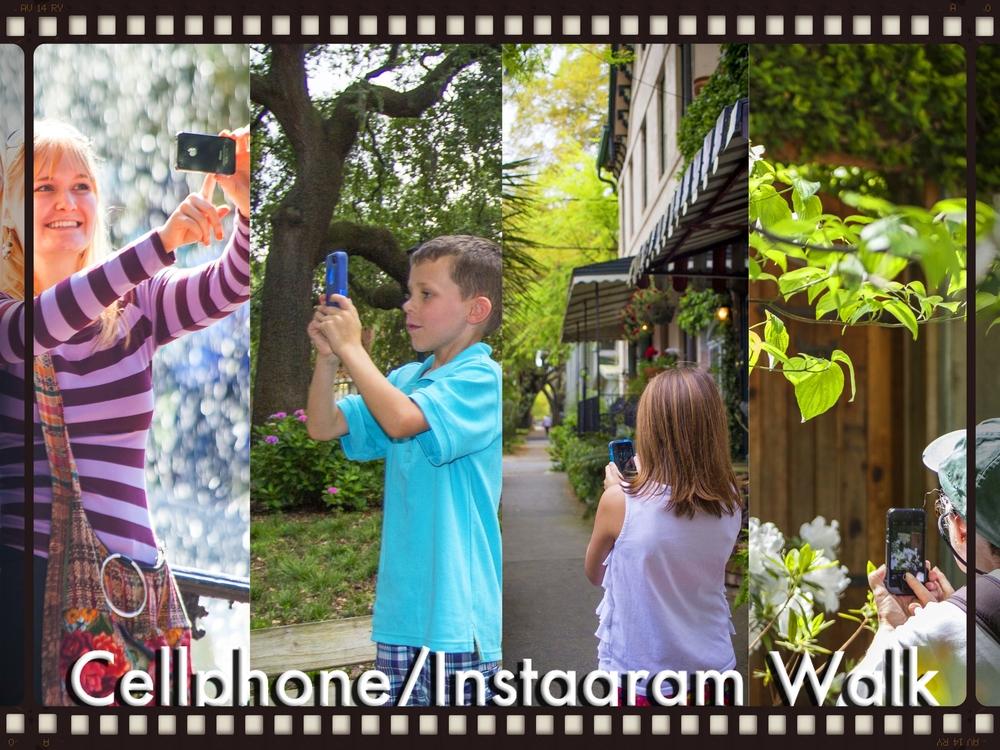 CellPhone/Instagram Tour