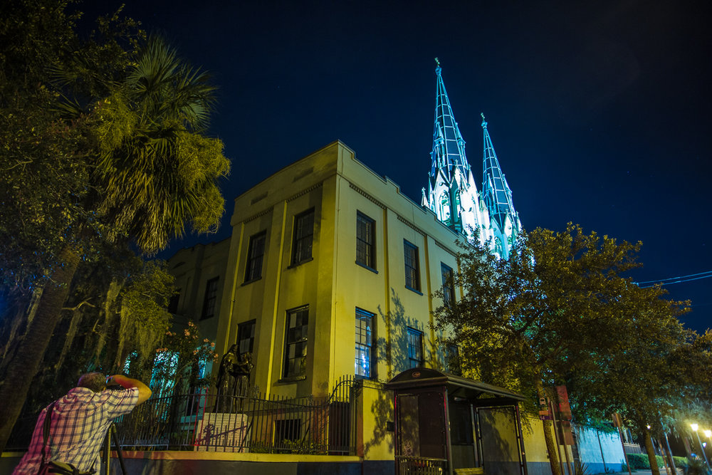 Night Photography Workshop: DETAILS - •Conceptual, hands-on tours.• Landscape photography for home art.• One-on-one attention Guaranteed• Familiarize yourself with long-exposure images for astro photography, still life and interior/architectural photography.• See a different side of Savannah in cooler weather.