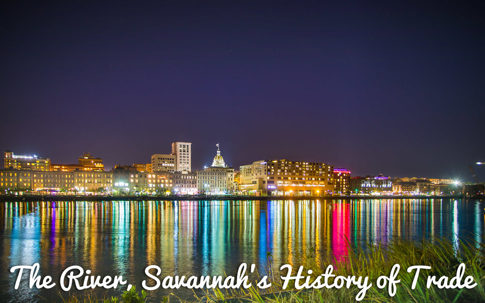 Location visited on this INCREDIBLE Savannah Cell/Smart Phone Tour