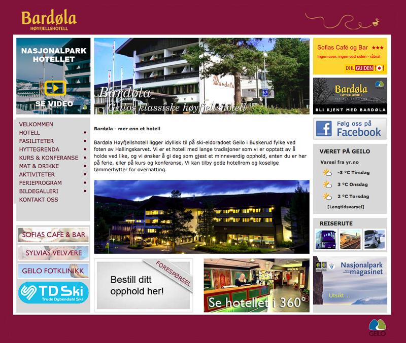 Bardøla Hotel