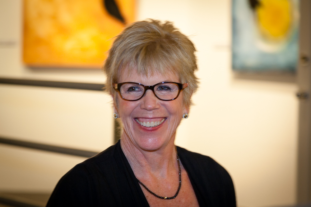 Art Dallas founder, Judy Martin