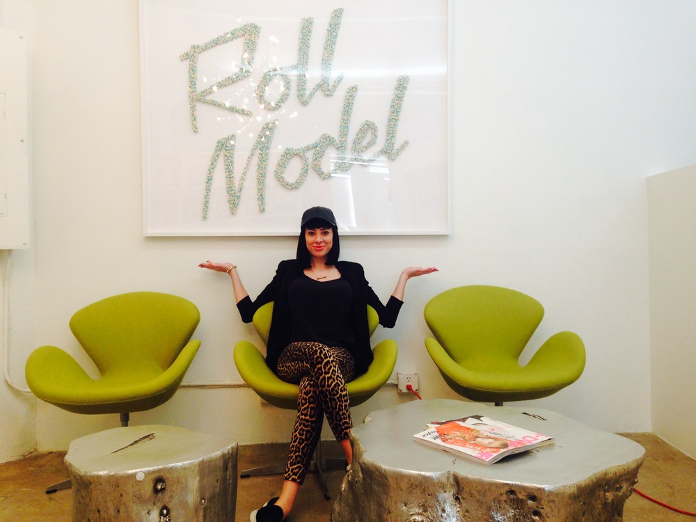 Roll Model was acquired by Ashley Jones during ABMB 2013.