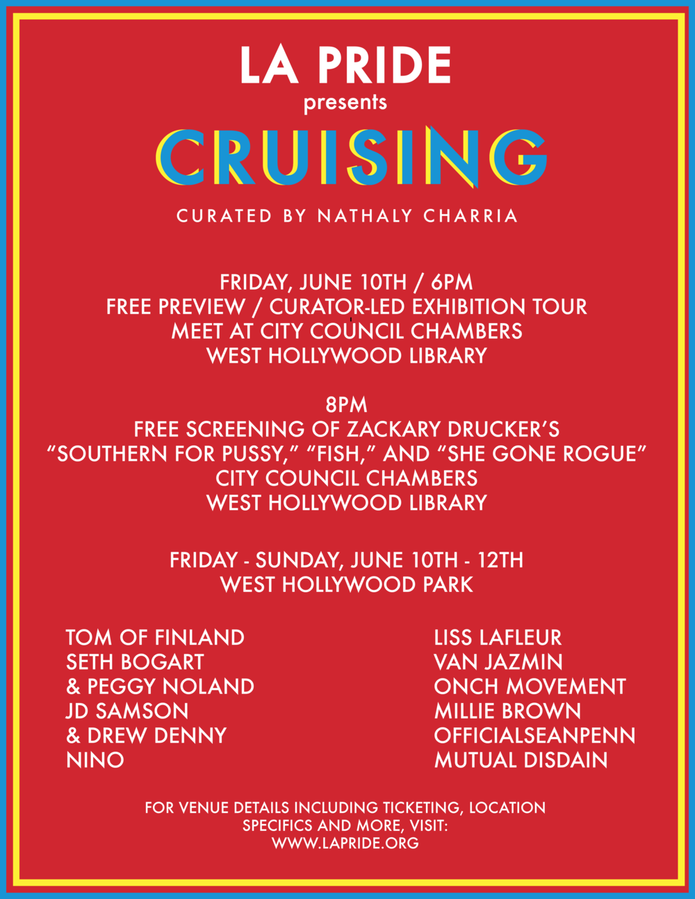 CRUISING LA PRIDE INVITE curated by Nathaly Charria FINAL.png