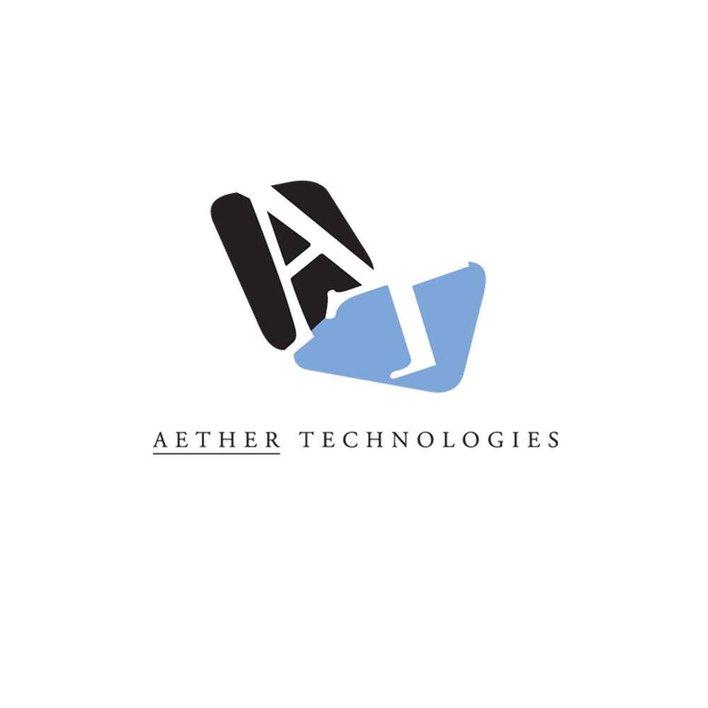logo - aether technologies
